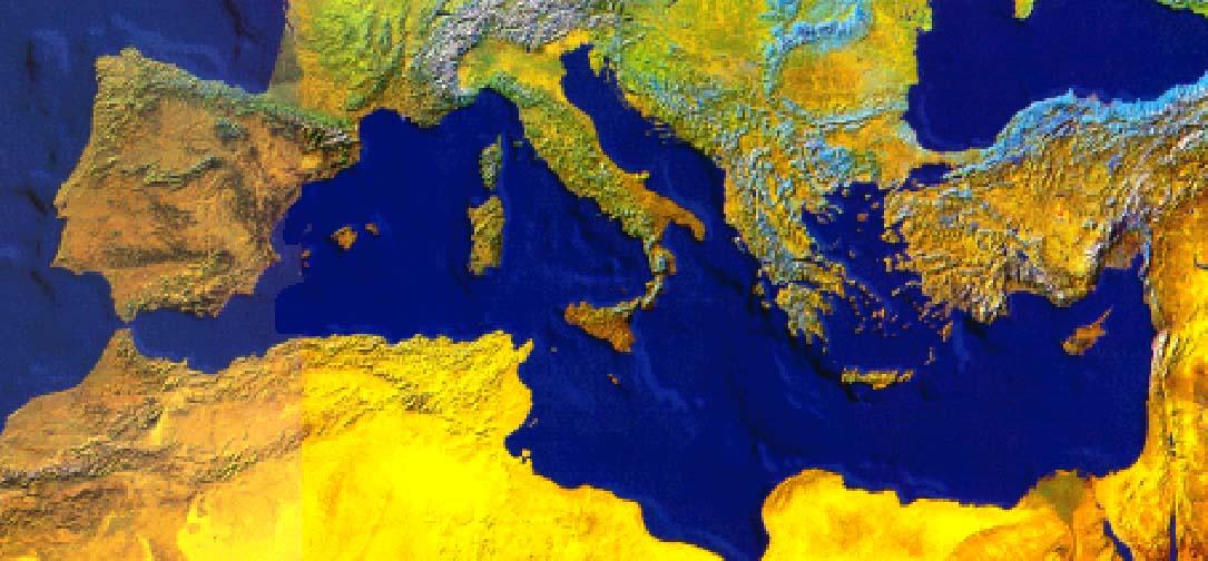 Finanziamenti europei per il Mediterraneo, corso di cinque giorni