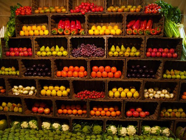 Contributi comunitari per la promozione dei prodotti agricoli