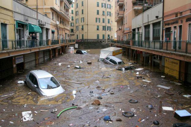 Alluvione Liguria