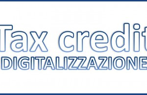 tax credit digitalizzazione